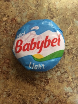 Babybel Light cheese