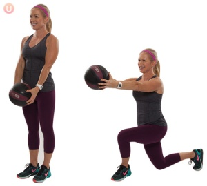 Medicine-Ball-Cross-Behind-Lunge-Front-Raise_Exercise