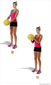 Medicine-ball-exercises-Total-Body-Bicep-Curl